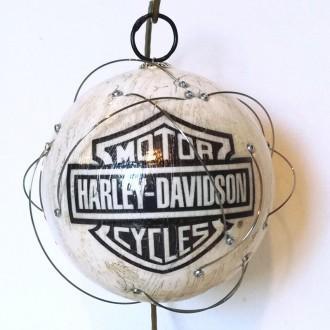 Bombka Harley-Davidson