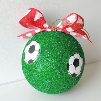 Bombka piłkarska