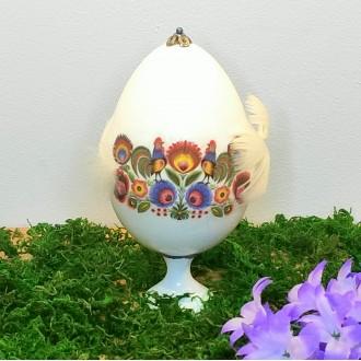 Jajo na nodze