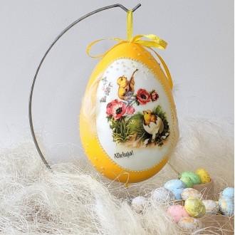 Jajo z kurczakami